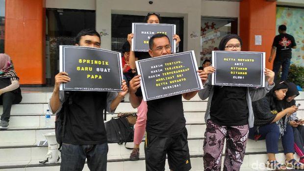Koalisi Masyarakat Sipil Berkabung Novanto Menang Praperadilan