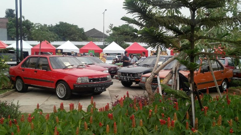 Foto: Indonesia Peugeot 306 Community