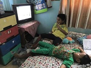 Dampak Kalau Ada TV di Kamar Anak