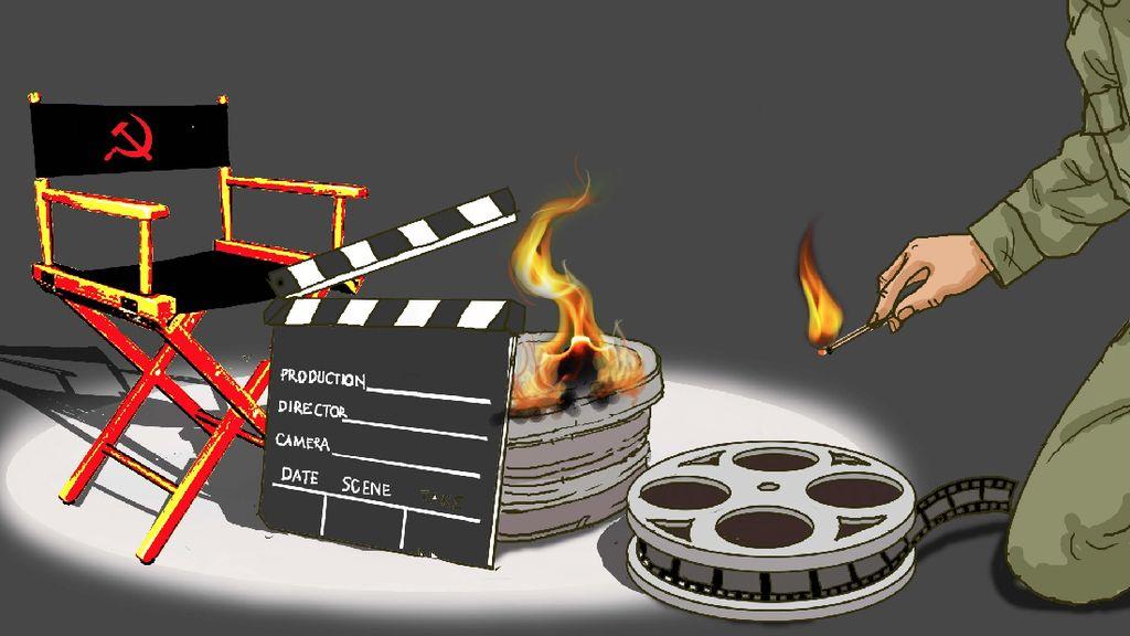 Film-film Kiri yang Dikebiri