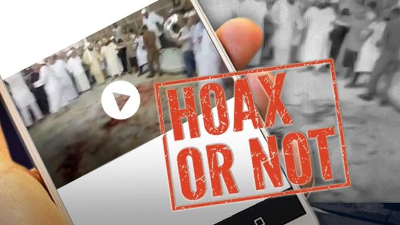 Ada Broadcast Bom Meledak di Masjidil Haram, Serius?
