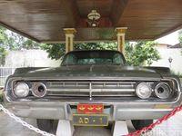 Lihat Lagi Mobil yang Jadi Saksi Bisu Kesaktian Pancasila
