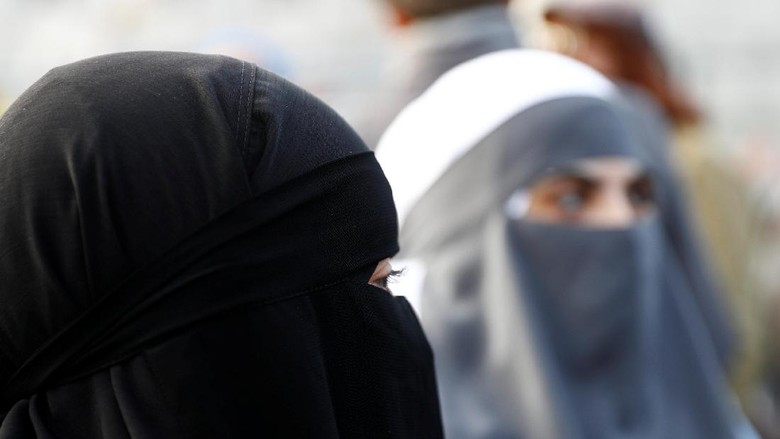 Larangan Burka dan Niqab yang Picu Kemarahan Warga Austria