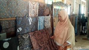 Melihat Sentra Batik Tulis Giriloyo, Imogiri, Bantul