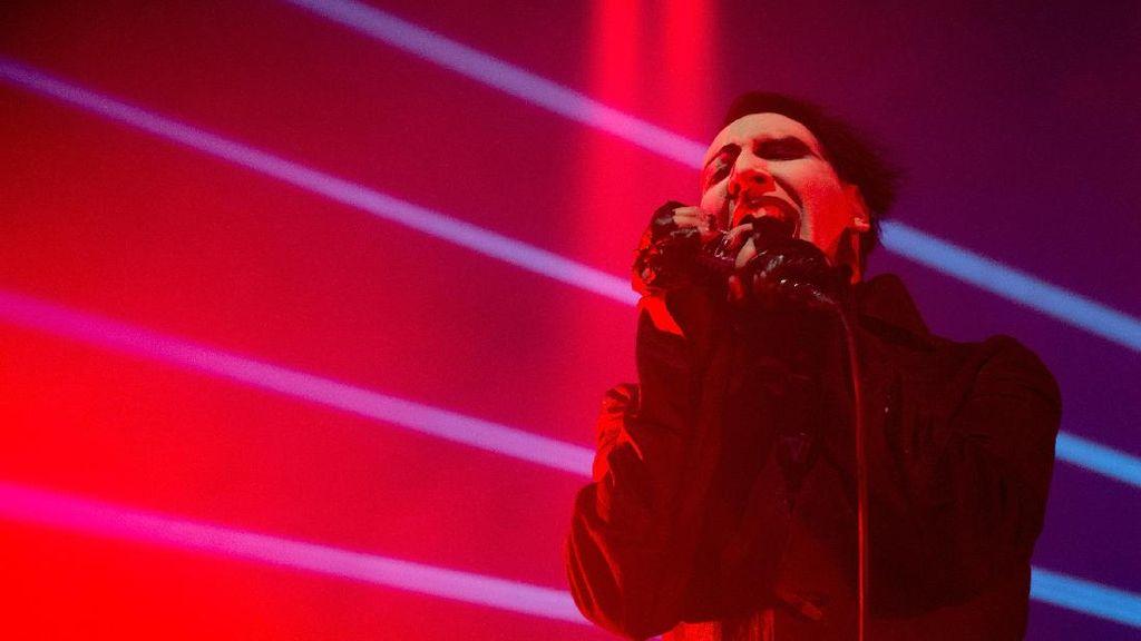 Tuduhan Perkosaan Marilyn Manson Tak Cukup Bukti