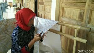 Berkat Batik Warga Giriloyo Bantul Semakin Sejahtera