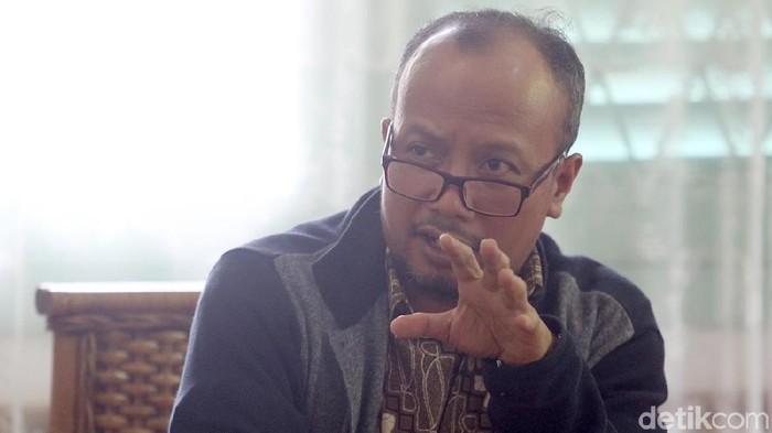 Tulus Abadi Ketua YLKI (Foto: Ari Saputra/detikcom)