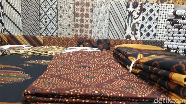Batik di Thamrin City