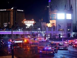 Simpati Musisi Dunia untuk Korban Penembakan di Las Vegas