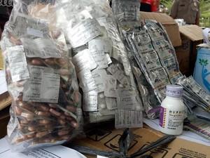 Razia Pil PCC, Polisi Malah Dapat 197.270 Obat Kedaluwarsa