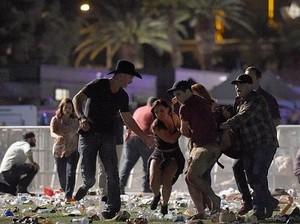 Utang Judi Hingga Penyakit Jiwa, Ini Spekulasi Penembakan Las Vegas
