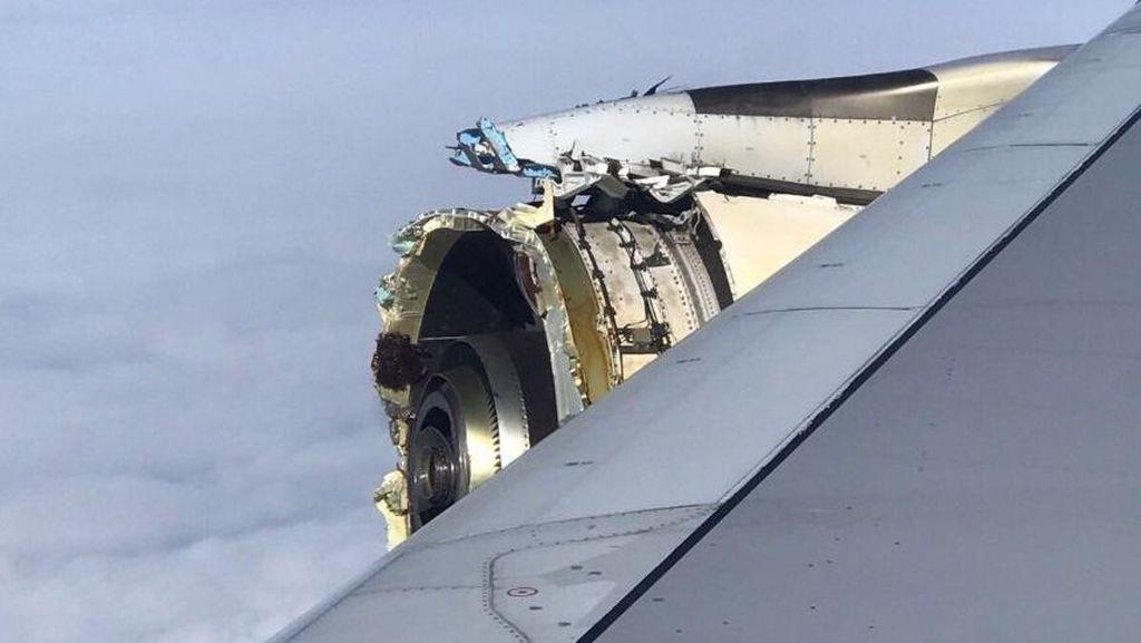 Rusak Mesin di Udara, Puing Air France Ditemukan di Greenland