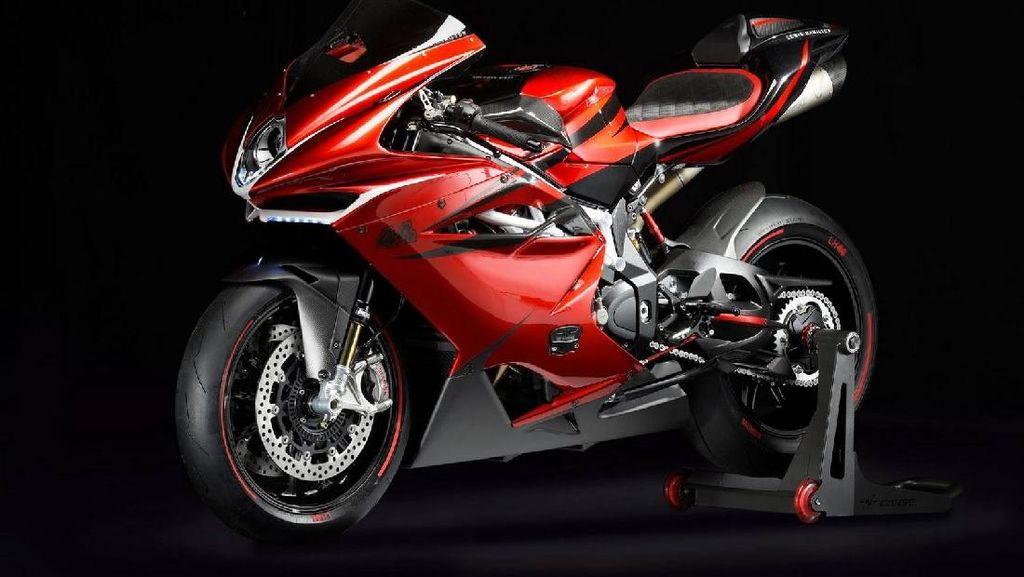 Motor Hasil Kolaborasi MV Agusta dan Pebalap Formula 1