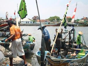Cuaca Ekstrem, Hasil Tangkapan Ikan Nelayan di Jepara Merosot