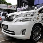 Bukti Cinta Pencinta Otomotif Terhadap Budaya Indonesia