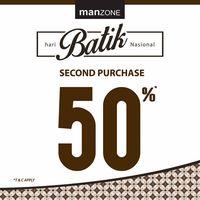 Hari Batik Nasional, 7 Brand Ini Beri Diskon 50% Hingga Buy 1 Get 1