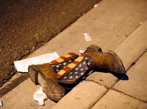 Kisah Haru Ayah yang Tertembak saat Menolong Puluhan Korban Las Vegas