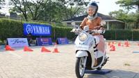 Honda Scoopy Sudah Disegarkan, Yamaha Masih Pede dengan Fino Sekarang