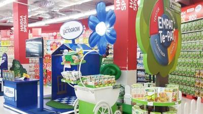Ada Promo Susu dan Perlengkapan Anak di Transmart Carrefour