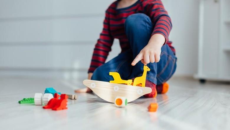 Lantai Rumah Juga Bisa Jadi Sumber Penyakit buat Anak, Lho/ Foto: thinkstock
