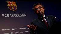 Skandal Barcagate: Spanyol Diminta Usir Bartomeu!