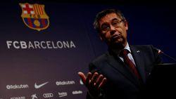 Bartomeu Tak Mau Berkonflik dengan Messi