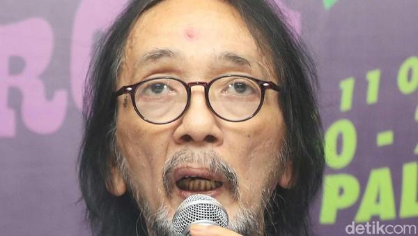 Rasa Kehilangan Ian Antono untuk Yockie Suryo Prayogo