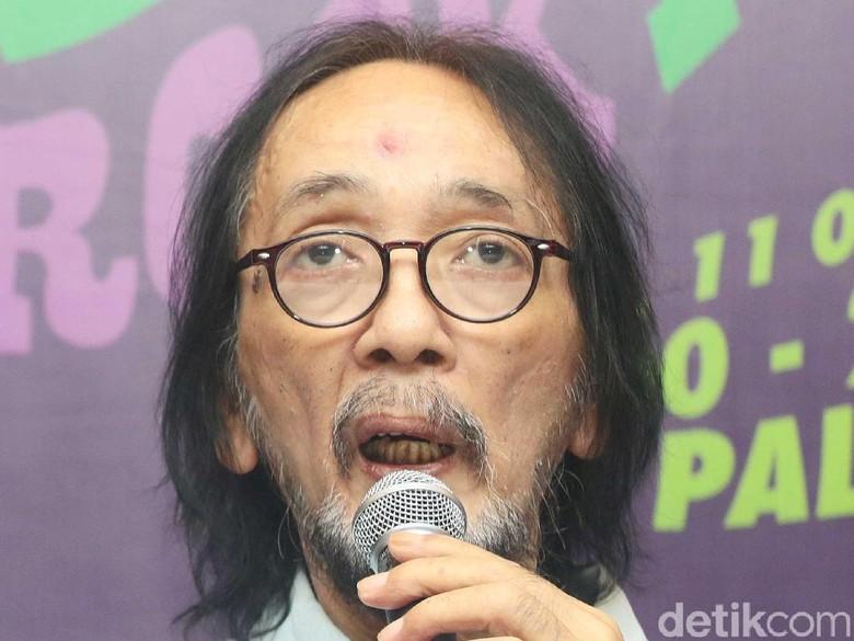 Kondisi Kesehatan Terkini Yockie Suryo Prayogo