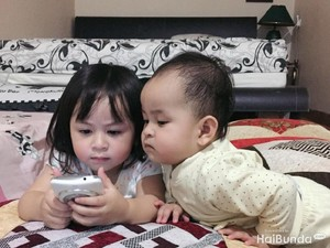 Nggak Main-main, Ini Dampak Ketika Anak Kecanduan Gadget