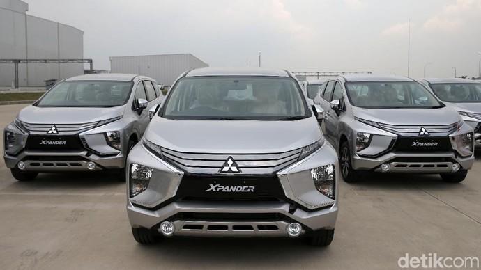 Xpander Bayangi Avanza, Ini 20 Mobil Terlaris Bulan Pertama 2018