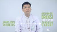 Pria yang Mengidap Diabetes Berisiko Disfungsi Ereksi