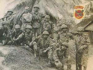 Brimob, Diburu Inggris dan Dijebak Askar Malaysia