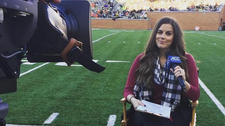 Deretan Presenter dan Reporter Olahraga Paling Memesona