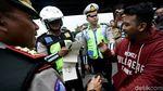 Foto: Hore, Mulai Hari Ini Kendaraan di Jakarta Bebas Denda Tunggakan Pajak