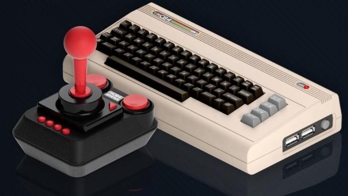 Commodore 64 Mini. Foto: istimewa