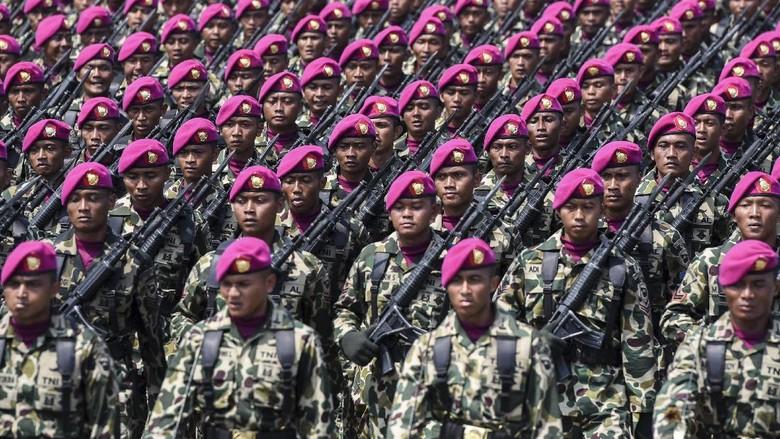 Sejarah 5 Oktober Jadi HUT TNI