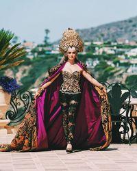 Penampilan Agnez Mo di Video 'Long As I Get Paid' dapat Pujian dari Vogue
