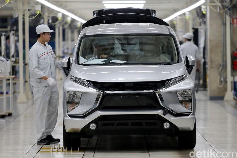 Meski Banyak Dipesan, Mitsubishi Tak Mau Jemawa Foto: Agung Pambudhy