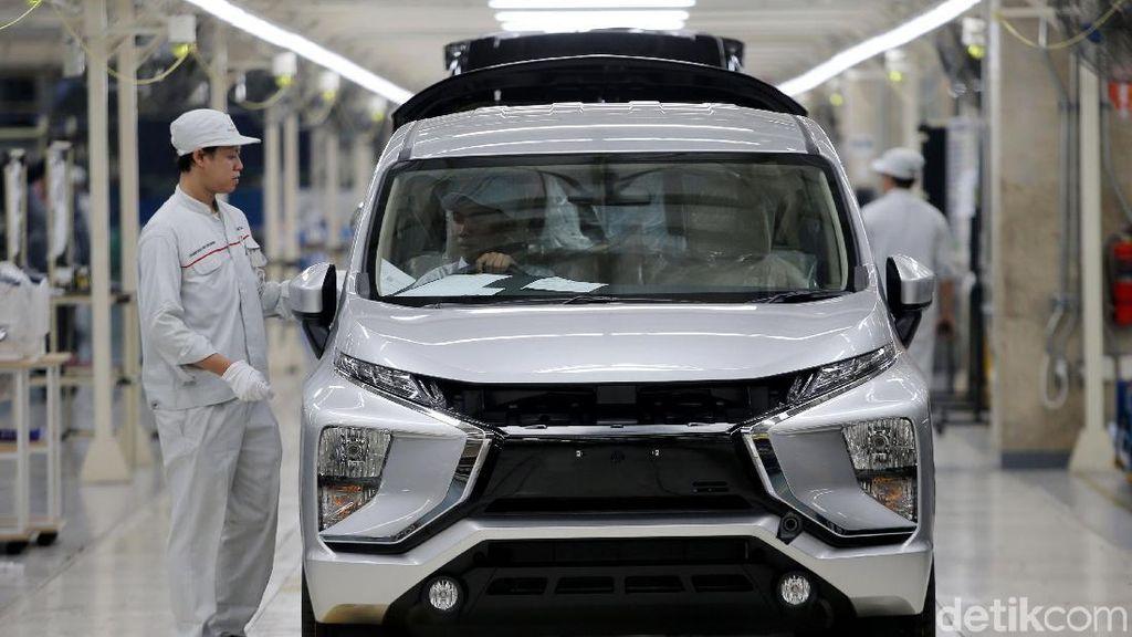 Atasi Inden Xpander yang Lama, Mitsubishi Tambah Produksi 20%