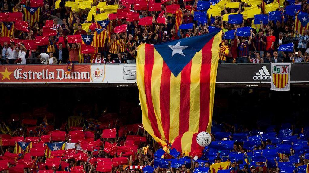 Catalonia Deklarasi Kemerdekaan, Pasar Saham Spanyol Terpukul