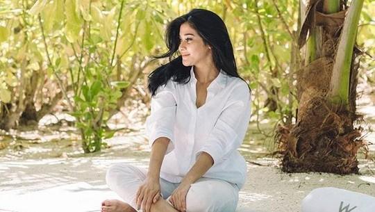 Naysila Mirdad Makin Mempesona