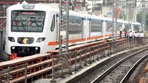 Segera Operasi, Ini Jadwal Kereta Bandara Soekarno-Hatta