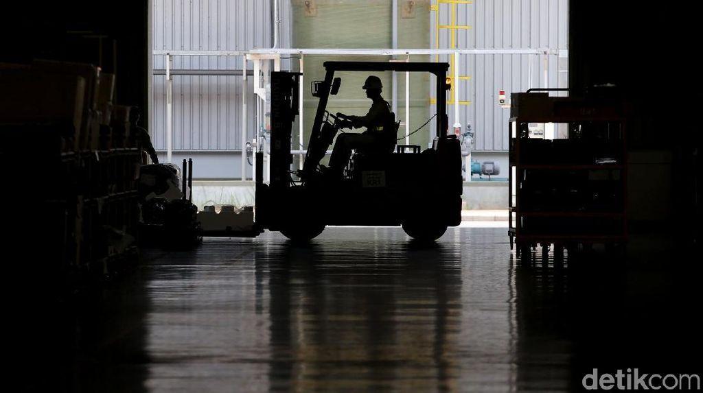 RI-Singapura Tingkatkan Kerja Sama Industri