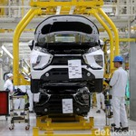 Mitsubishi Makin Ngegas Produksi Xpander-Livina di Cikarang