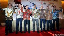 BNI Dukung Turnamen Golf Indonesian Master 2017