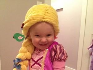 Aneka Wig ala Putri Disney untuk Anak-anak dengan Kanker