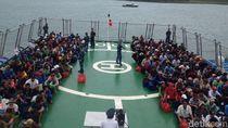 Bakamla Kawal Pemulangan 239 ABK Vietnam terkait Illegal Fishing