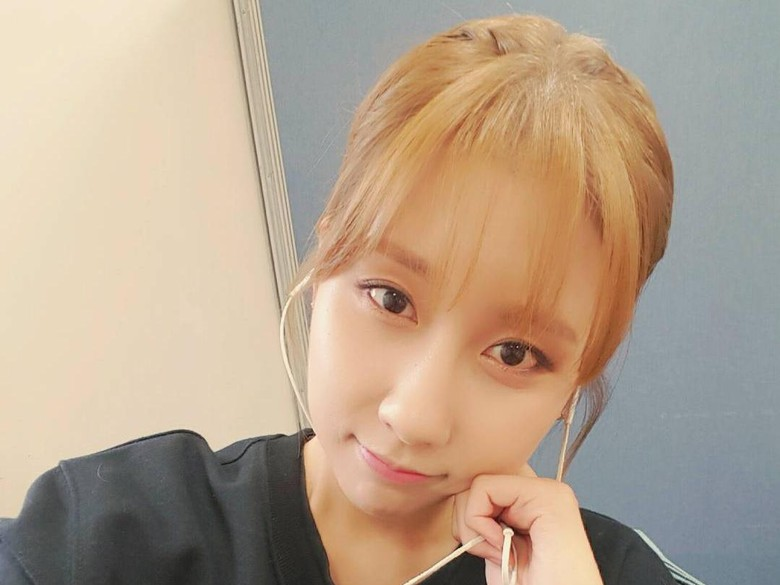 Terlalu Keras Berlatih, Kaki Idola K-Pop Ini Penuh Lebam
