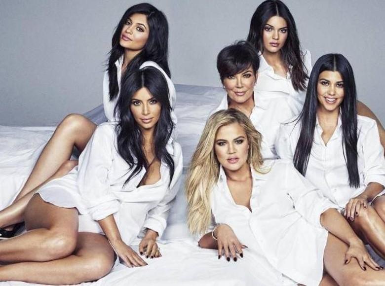 Insiden Perampokan Semakin Perkuat Keluarga Kardashian