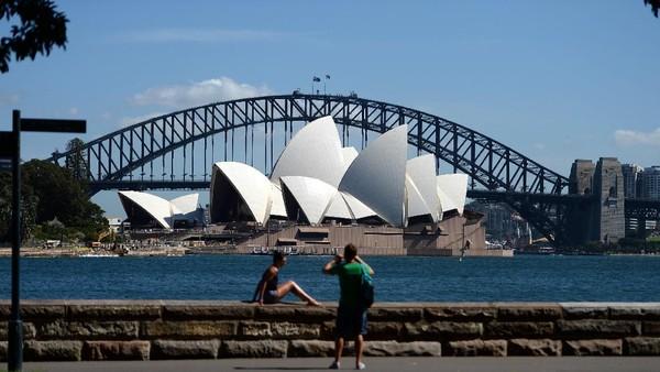 Dari Australia, ada Sydney yang diprediksi populer. Tak sedikit wisatawan Indonesia yang liburan ke sana (CNN)